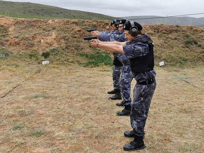 armed response dark water ops