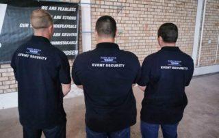 event security dark water ops